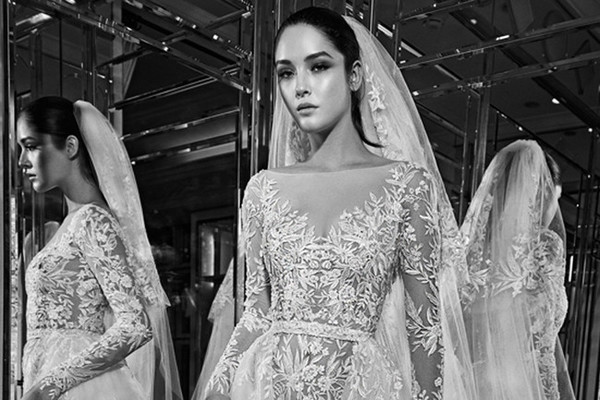 Zuhair Murad's Fall '17 Bridal Collection Is Beautifully Dramatic