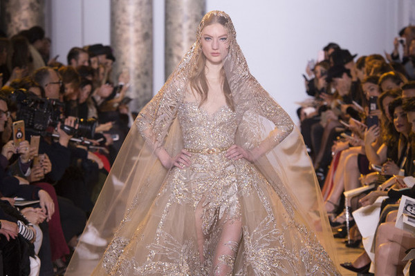 We'd Kill to Wear These Couture Dresses Down the Aisle