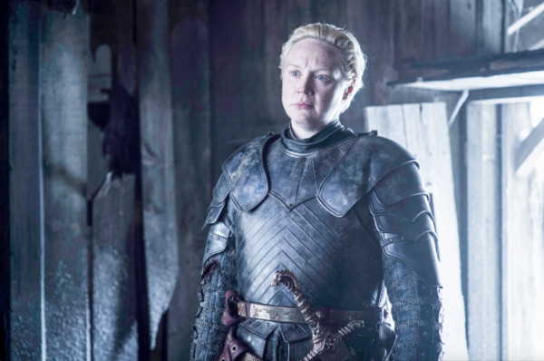 ...until she saved Sansa's ass, that is.
