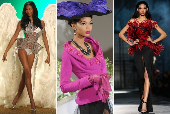 Runway Retrospective - Chanel Iman's Catwalk Career