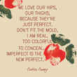 Imperfect is the New Perfect, Caitlin Crosby