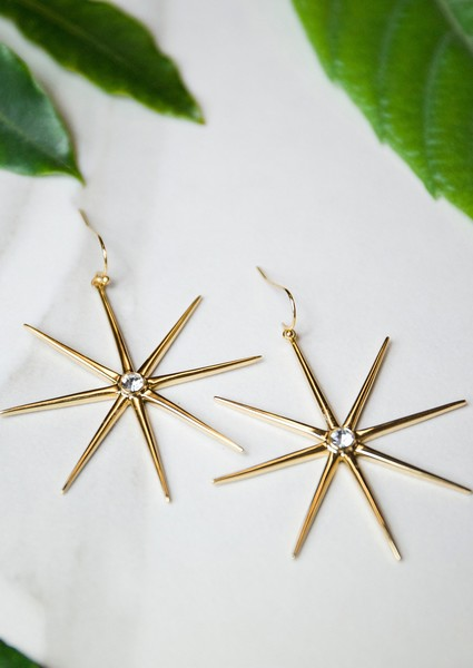 Aquarius: Jules Smith Supernova Earrings