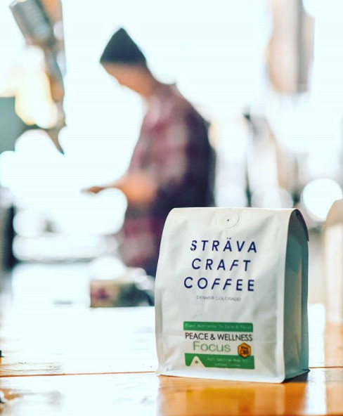 Sträva Craft Coffee Peace & Wellness Blends
