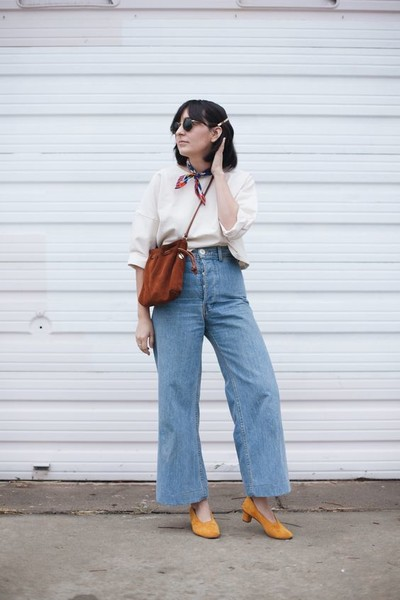 Try Out Ankle Grazing Pants