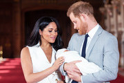 Everything We Know About Archie's Christening