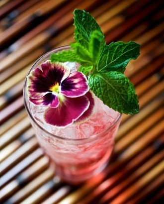 Tropical Gin Rosé