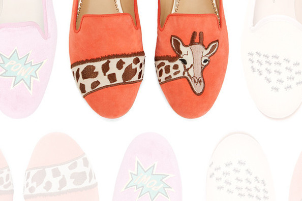 Market Watch: Embroidered Loafers