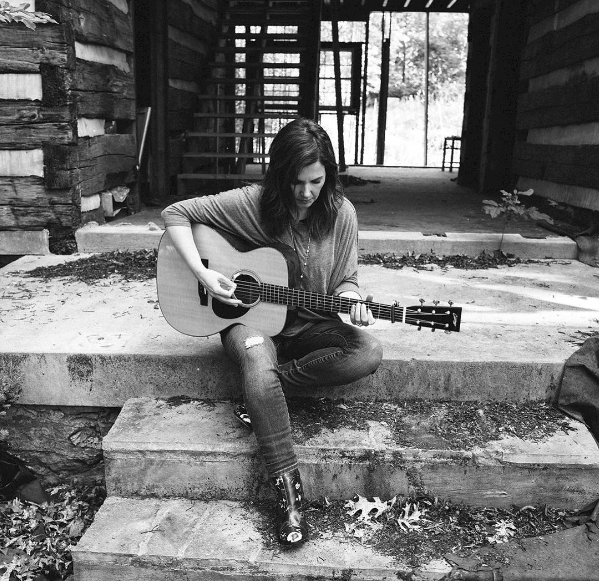 Lori McKenna, a singer on the Creative Nation roster
