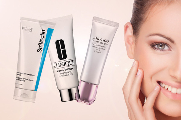 Beauty Trend: Brightening Beauty Products