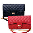 Quilted Clutches