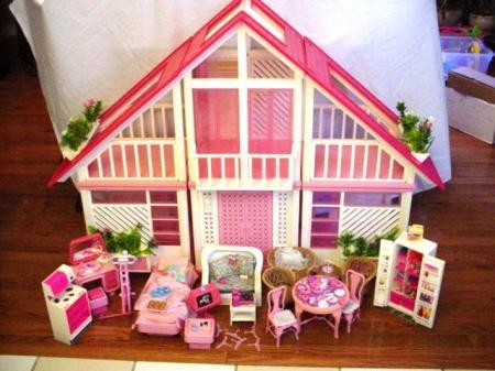 1992 Barbie Dream House The Most Popular Christmas Toy