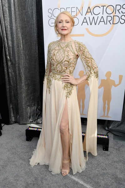 Patricia Clarkson In Zuhair Murad Couture