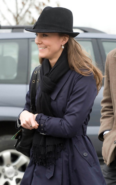 Kate Middleton, 2008