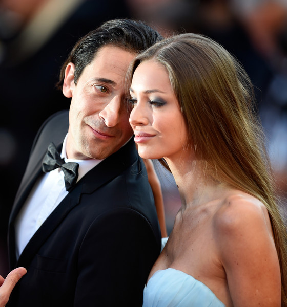 Adrien Brody And Laura Leito At The 2017 Cannes Film Festival