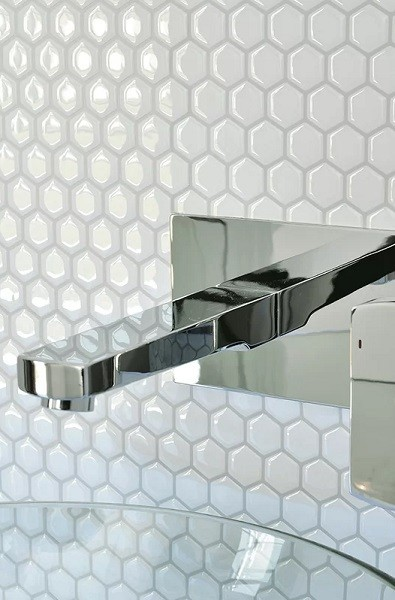 Bathroom Tiles Contact Paper