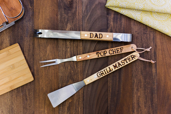 Branded BBQ Tools