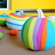 Rainbow Pumpkin