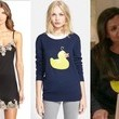 Mindy Kaling's Black Chemise with Beige Lace on 'The Mindy Project'