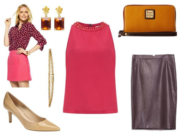 A Lovely Layered Look for Mindy Kaling on 'The Mindy Project'
