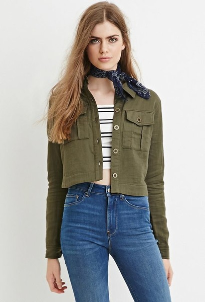 Blend Crop Tops Into The Outfit