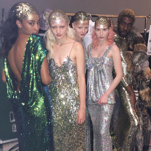 All the Sparkly NYE Outfit Inspo You Need