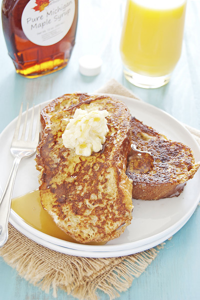 Cardamom Spiced French Toast