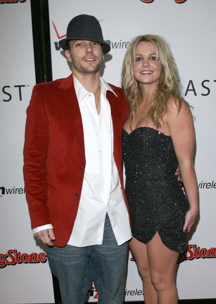 Britney Spears And Kevin Federline, 2006