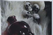Gothic Bohemian Halloween Decor