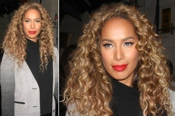 How to Get Corkscrew Curls Like Leona Lewis' (Even if Your Hair is Pin-Straight)