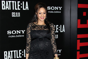 Tia Mowry Masters Maternity Style