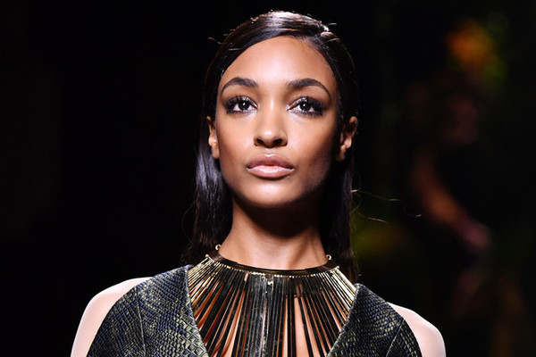 Jourdan Dunn's Fiercest Runway Looks