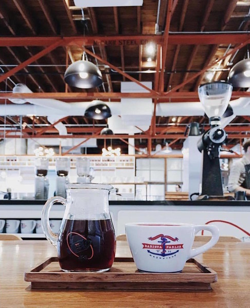 The Barista Parlor in Nashville
