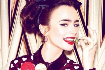 Lily Collins: 'Personality Can Open Doors, But Only Character Can Keep Them Open'