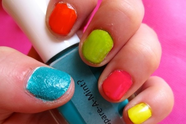 Neon Dreams: 7 Bright Nail Polishes to Super-Charge Your Style