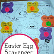 Treasure Map Egg Hunt