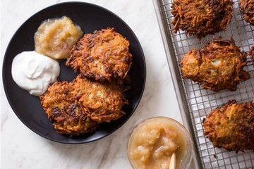 Festive Recipes For Each Night of Hanukkah