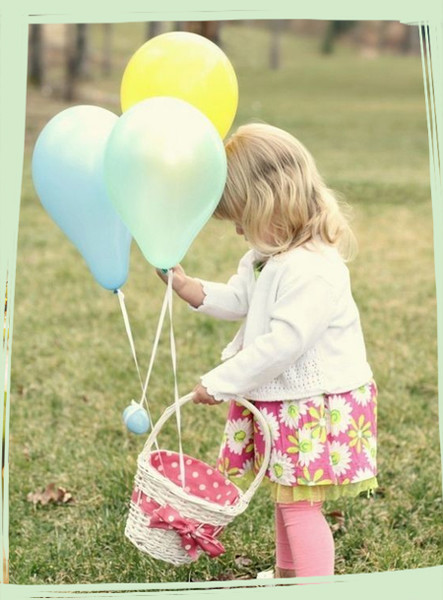 Creative Easter Egg Hunt Ideas