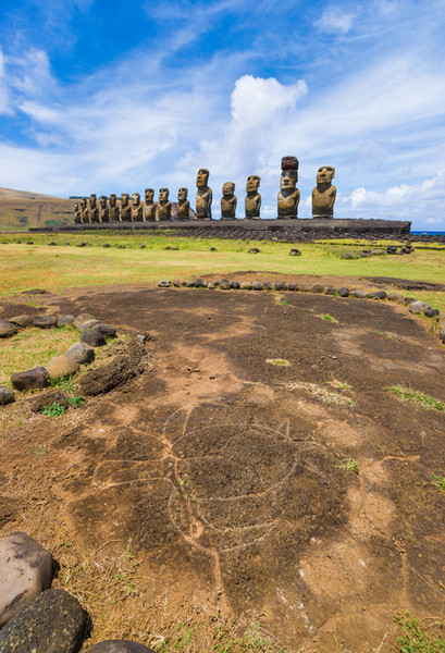 Visit: Easter Island, Chile