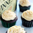 Guinness Cupcakes with Bailey's Frosting Recipe