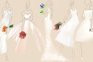 What Style Wedding Dress Should You Wear?