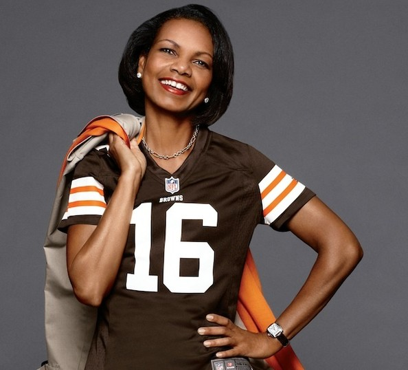 Image result for condoleezza rice nfl