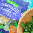 Organic Spinach and Riced Cauliflower Salad Kit