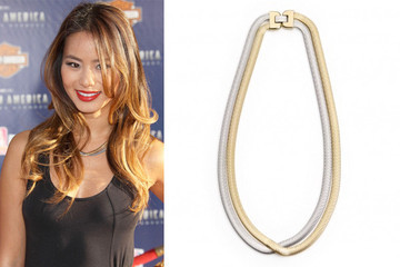 Serpentine Style: Jamie Chung Dons JewelMint