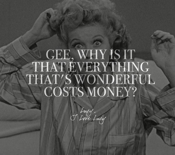 I Love Lucy Quotes New Words By Lucy 'I Love Lucy' Quotes On Life And Love From Your