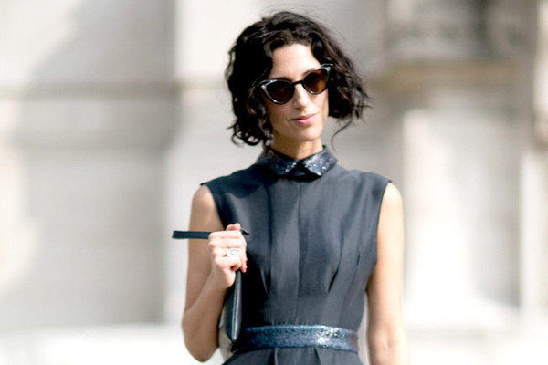 15 Ways to Wear Pointed Collars