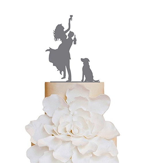 Your Wedding Cake Topper