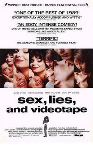 'Sex, Lies, And Videotapes'