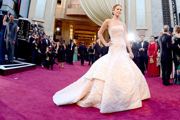 The Most Daring Oscar Dresses