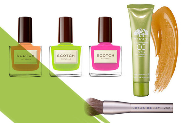 Earth Day 2014: Eco-Friendly Beauty Products