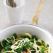 15-Minute Pasta With Kale, Garlic & Chili